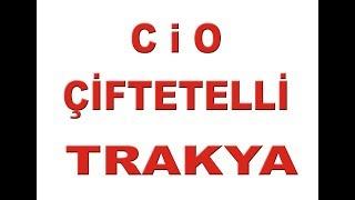 Cio Çiftetelli - Trakya Çiftetellisi ( ÇİFTETELLİ )