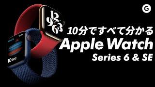 【解説】新型「Apple Watch Series 6」新色ブルー・レッド登場! 運動・健康特化のアプデです!|血中酸素濃度センサー、Newカラー、Newバンド、Fitness+