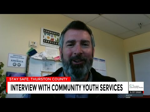 Interview with Community Youth Services | Stay Safe, Thurston County