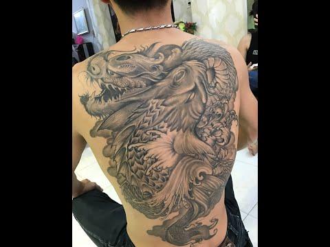 Dragon Tattoo Hoàng Anh Cần Thơ