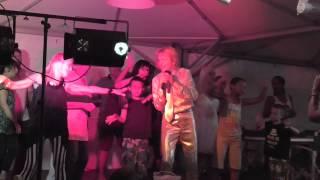Philippe LEROY chante Claude FRANÇOIS - Final Show, Domaine du Beau-Vézé, Carqueiranne le 12/07/2014