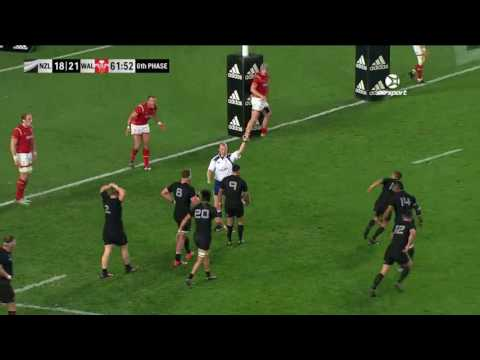 HIGHLIGHTS: All Blacks v Wales First Test