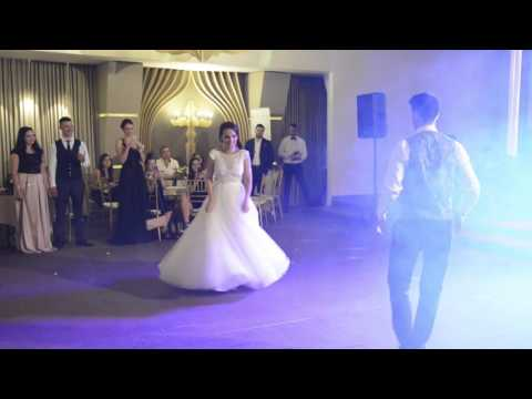 Beyonce-At last. Weeding Dance. Ionut&Andreea 18.09.16
