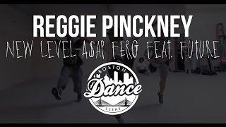 """Reggie Pinckney   """"New Level"""" A$AP Ferg Feat. Future   Boston Dance Scene"""
