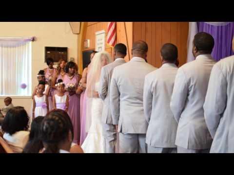 Otis & Jacqueline Wedding