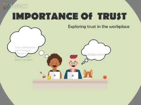essays on trust in the workplace