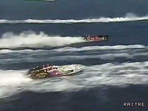 Offshore 1990 gara di Porto Cervo
