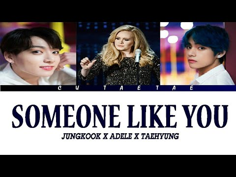 Someone Like You    Cover by V (BTS) - Clean Version