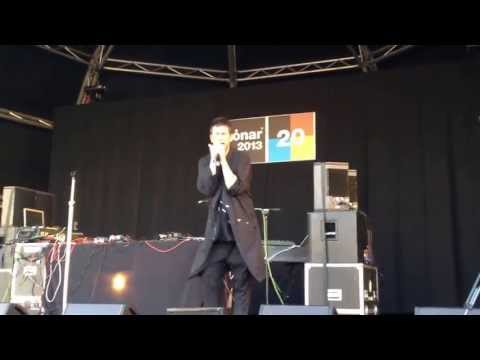 Jamie Lidell - ''You naked'' // Sònar 2013, Barcelona