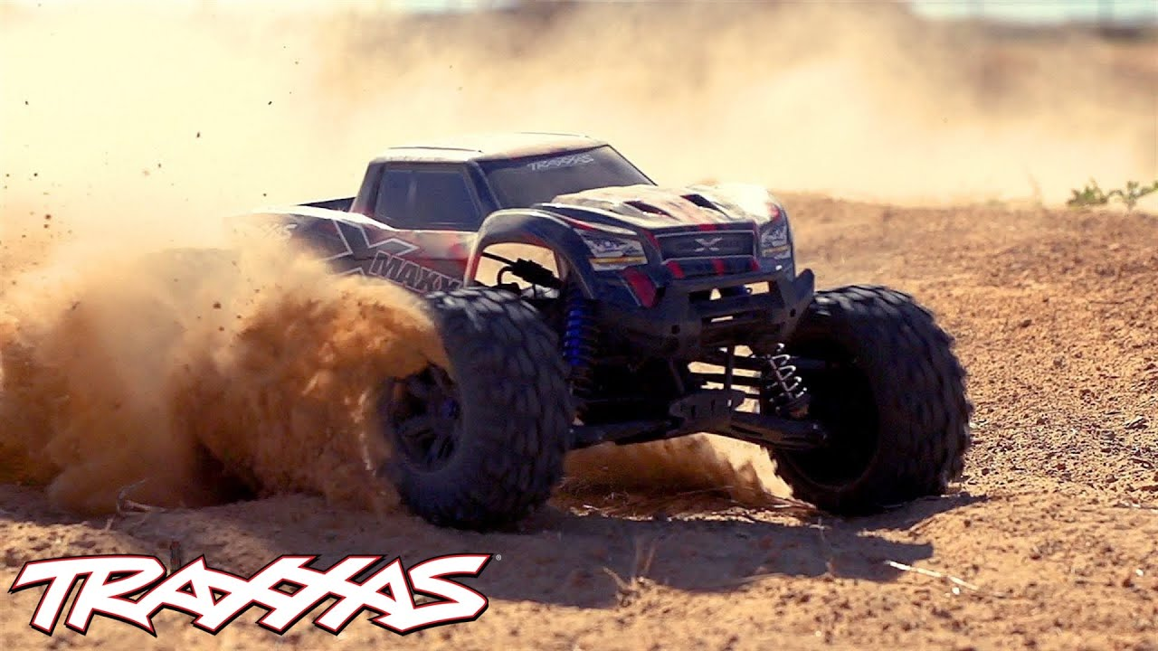 Car In Desert Hd Wallpaper Traxxas X Maxx The Evolution Of Tough Youtube