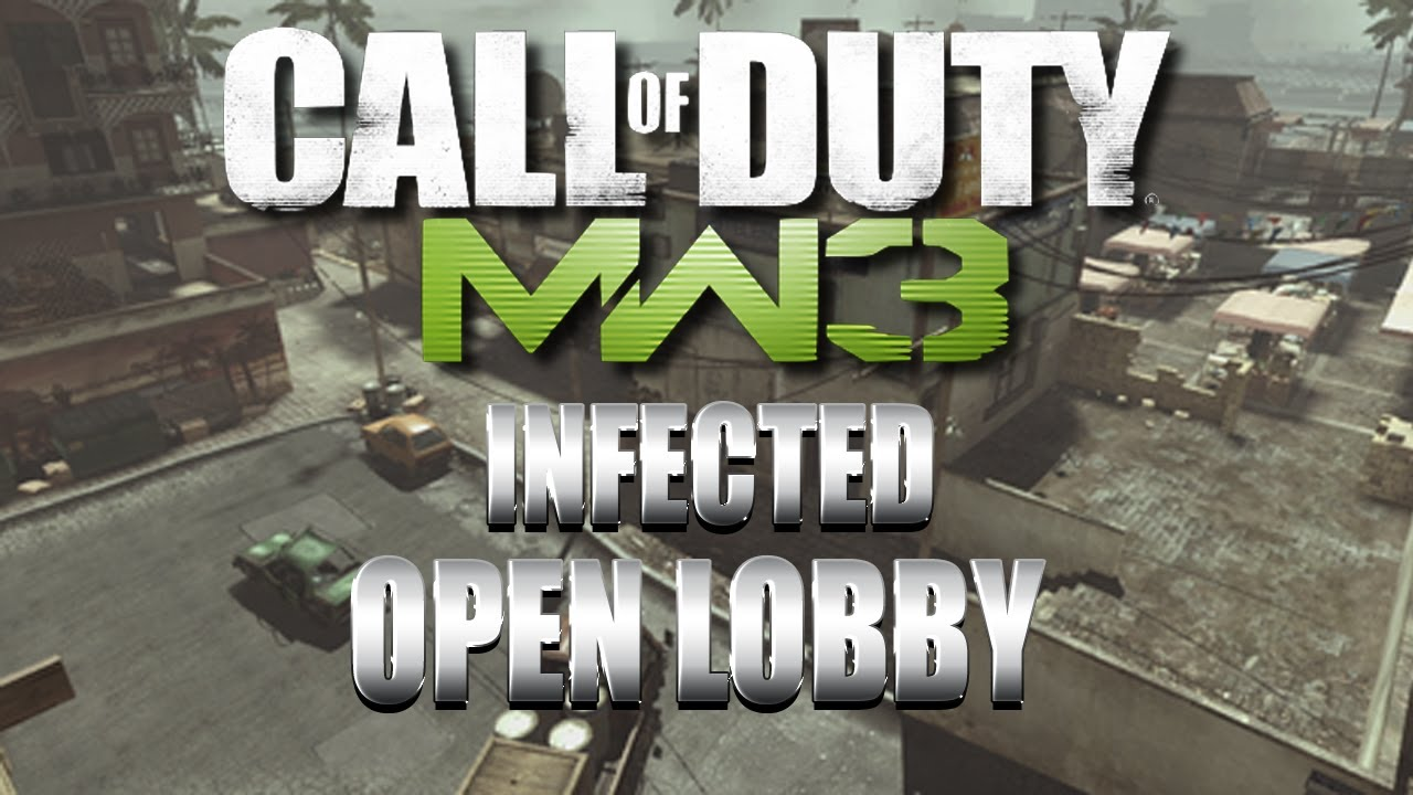 how to play infected mw3