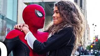 My Fear For Spider-Man:far From Home (Jair.movie_talker)