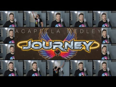 Journey (ACAPELLA Medley) - Don't Stop Believin', Faithfully, Separate Ways, Open Arms and MORE!