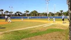 Hooks Jax Beach Baseball Sat 04/30/2011