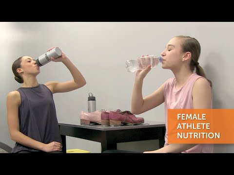 Nutrition for Female Athletes