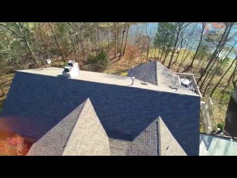 Hail Damaged Roof Restores With Owens Corning Duration Driftwood In Innsbrook, MO