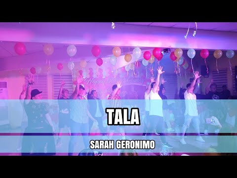 TALA By Sarah Geronimo |camper Cantos And Friends