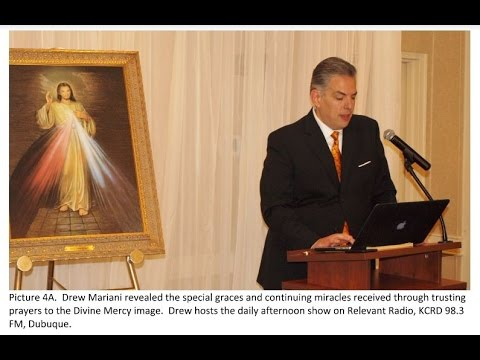 POWERFUL MIRACLE STORIES! Radio host Drew Mariani: Trust and Divine Mercy
