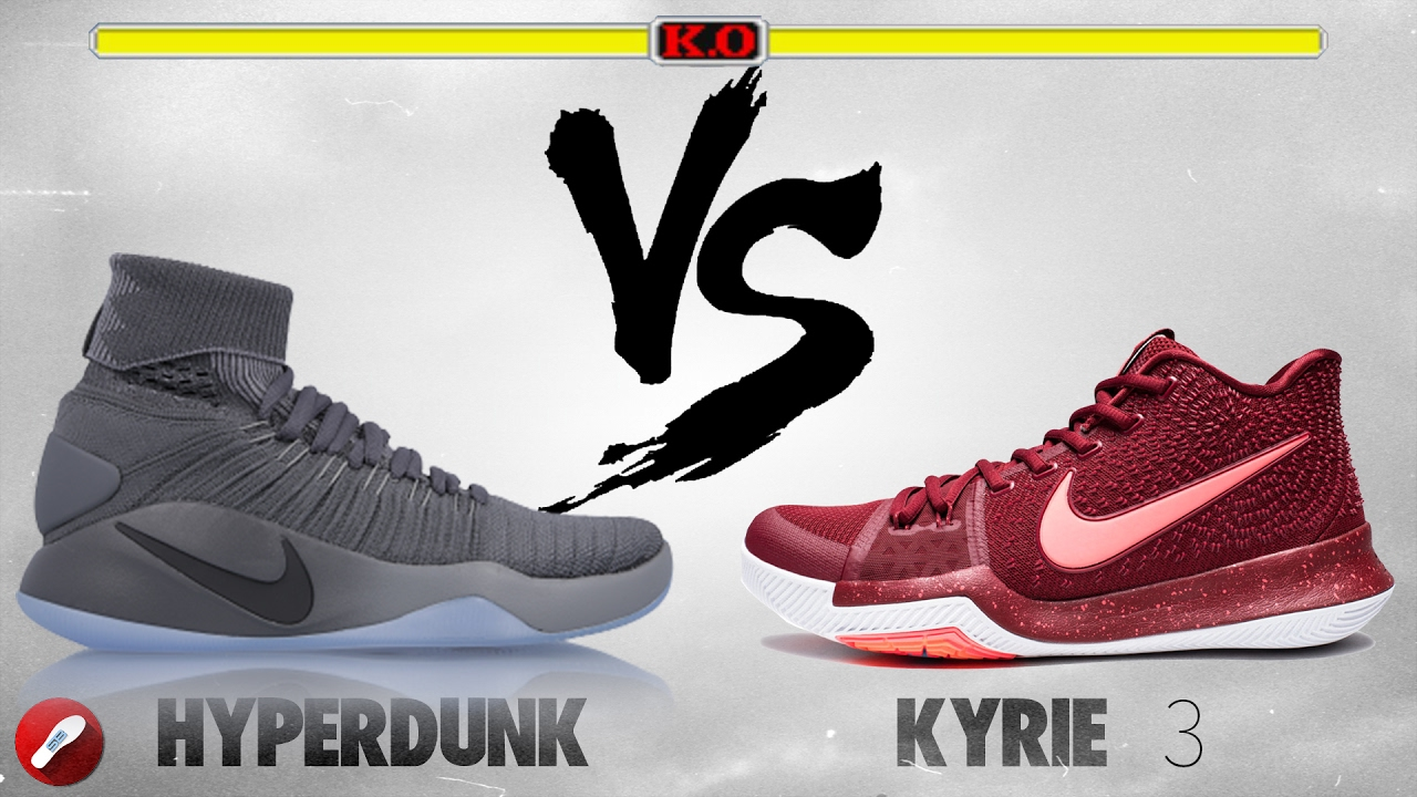 kyrie 3 hyperdunk shoes