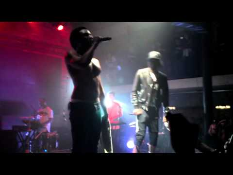 Childish Gambino and Danny Brown freestyle
