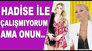 Gülşah Saraçoğlu 39 ndan dikkat çeken Hadise açıklaması