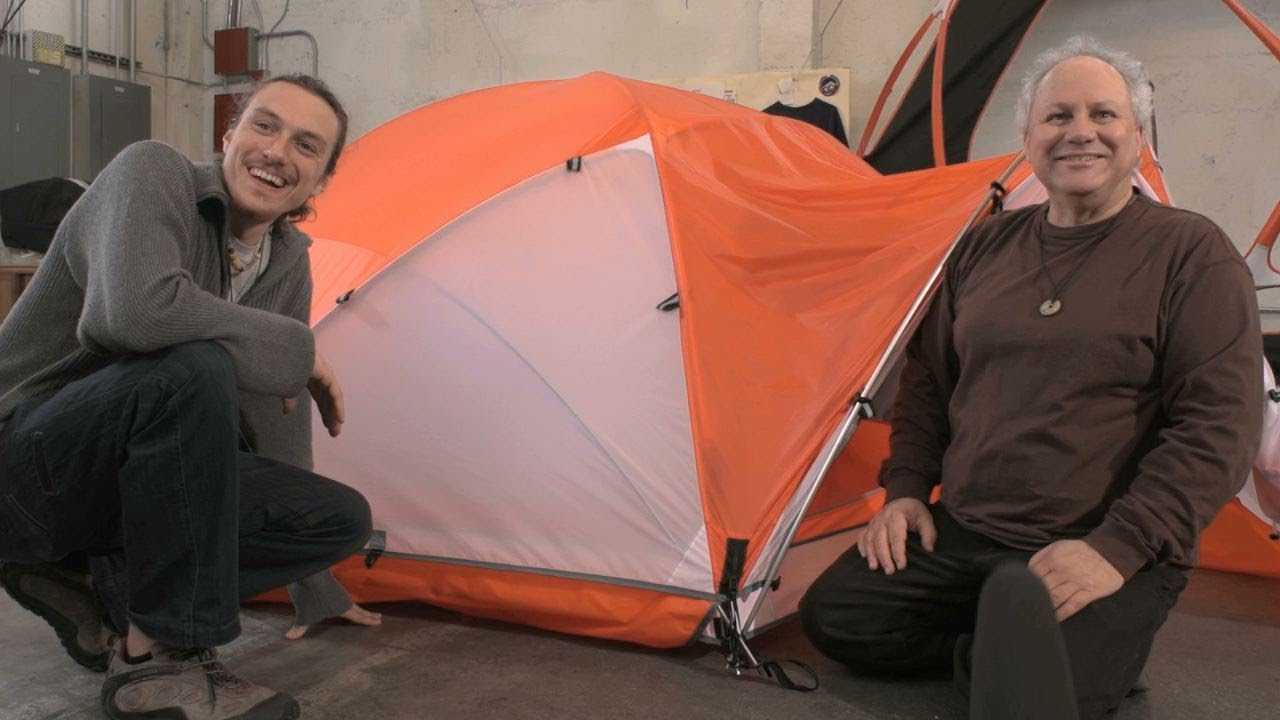 sc 1 st  YouTube & Alpine Tent Design Innovation at SlingFin - The Details - YouTube