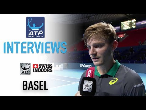 Goffin Discusses Win And London Chances At Basel 2017