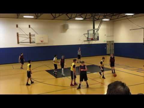 Caprock Academy vs West Middle 8th Grade Boys Basketball