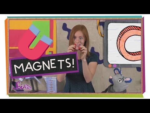 Fun With Magnets!