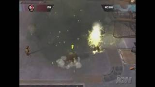 Super Mario Strikers GameCube Gameplay - Strikers Video 2