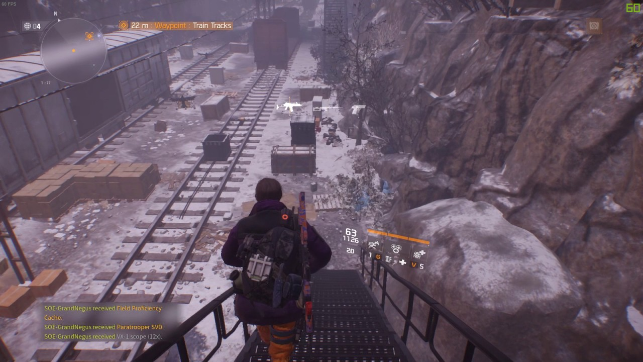Tom Clancyu0027s The Division   Open World Boss Locations   Hellu0027s Kitchen