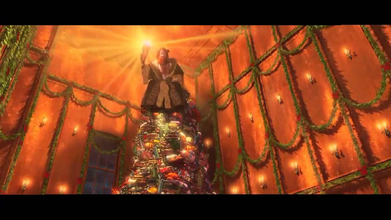 A Christmas Carol - Full Movie (2015) Jim Carrey Holiday Firm Official English - YouTube