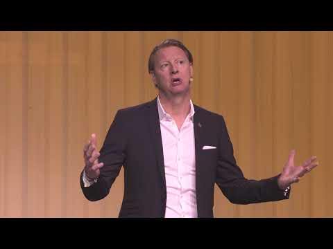 Hans Vestberg at the Xynteo Exchange/Norway 2017
