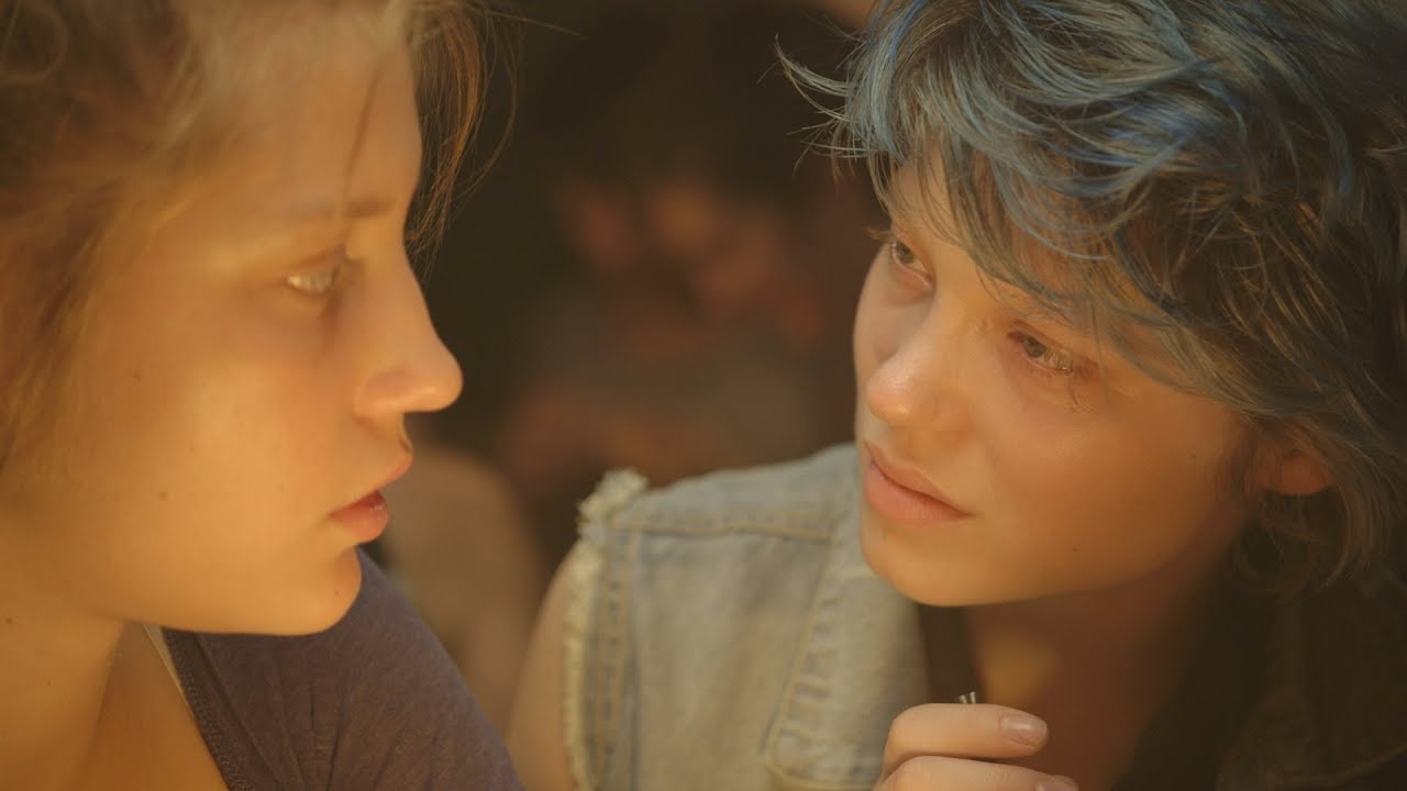 """Download Blue is the Warmest Color — """"No Such Thing as Chance"""""""