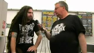 Shadows Fall interview @ Download 2012