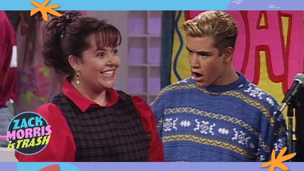 The Time Zack Morris Fat-Shamed A Girl Who Won Him In A Charity ...