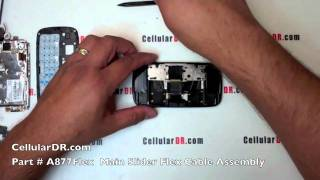 Gambar cover AT&T Samsung Impression Repair Video SGH-A877 Disassembly Take Apart