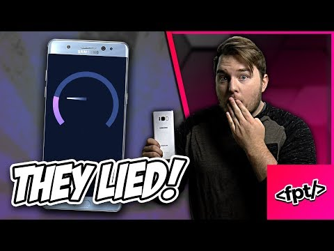Samsung CAUGHT slowing down phones just like Apple!