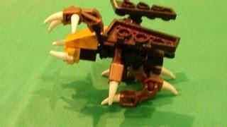 Самоделка из Лего - Зерг