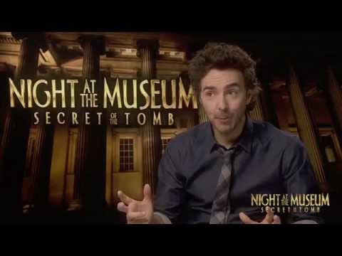Night at the Museum: Director Shawn Levy on filming at the British Museum Mp3