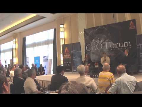 Asia CEO Forum - Duterte on Bangsamoro Basic Law and Federalism