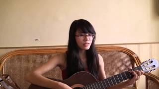 Đưa cơm cho mẹ đi cày -Guitar cover by Ruby