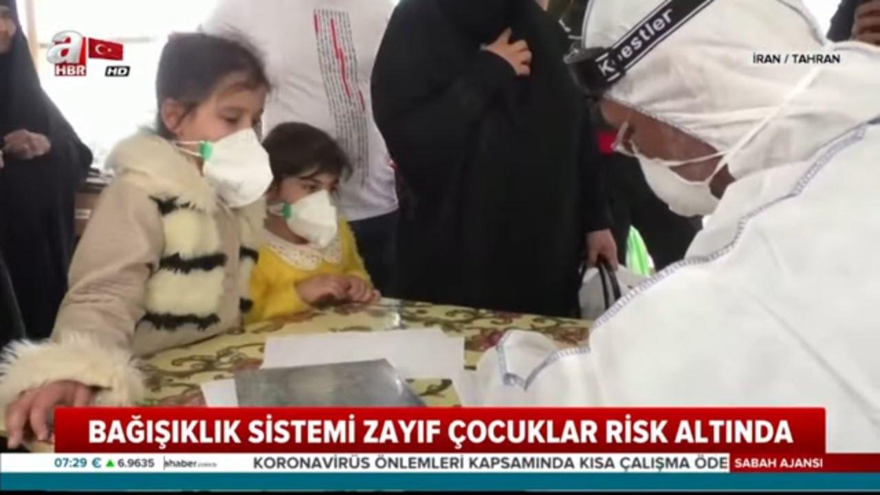 İran'da Koronavirüten Bir Çocuk Ölümü Daha Yaşandı! / A Haber