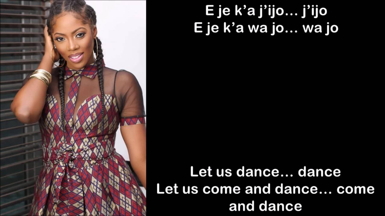 Tiwa Savage Ft  Olamide - Standing Ovation Lyrics / English Translation