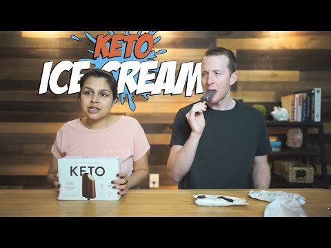 new-keto-ice-cream-and-pop-tarts!?-taste-test-and-review