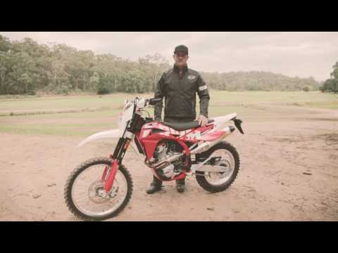 DIRT ACTION TESTS THE SWM RS500R