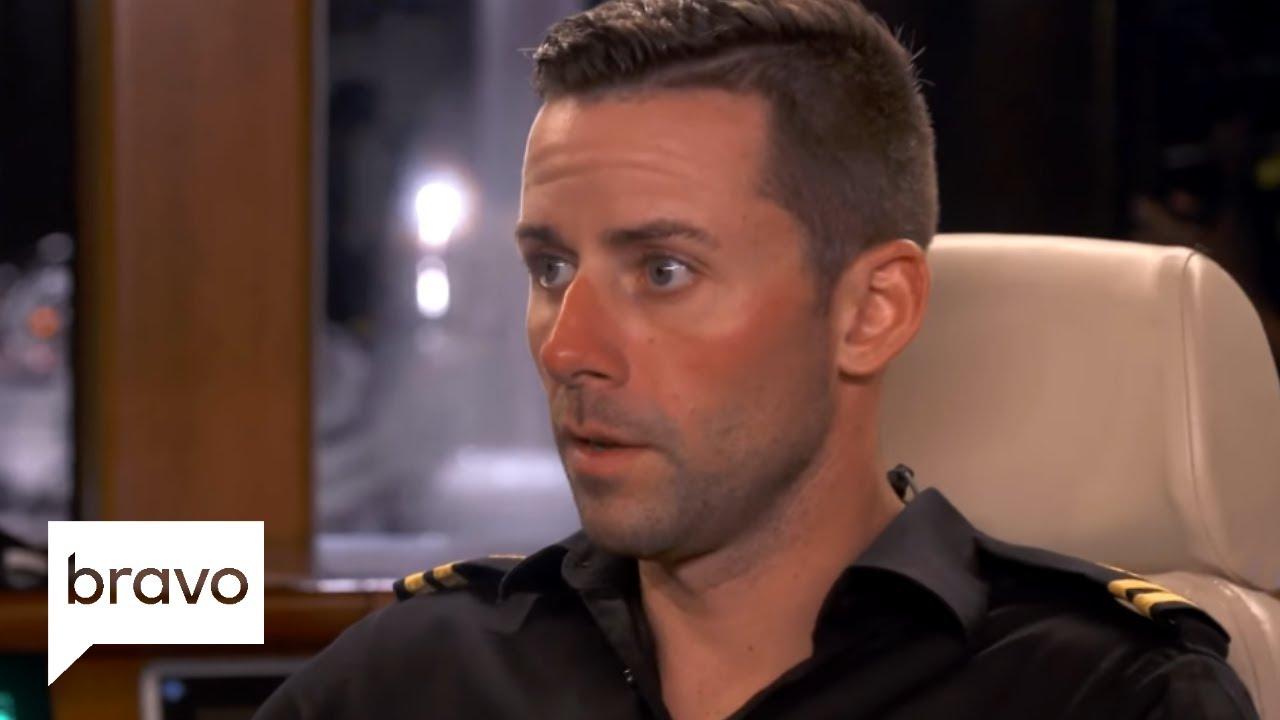 Below Deck: Captain Lee Comes Down Hard On Chandler Brooks (Season 6,  Episode 6)   Bravo