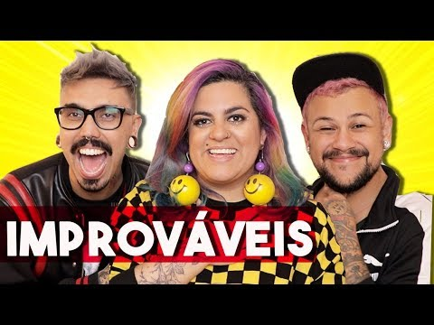 ANALISANDO CASAIS IMPROVÁVEIS feat. Diva Depressão - Nunca Te Pedi Nada