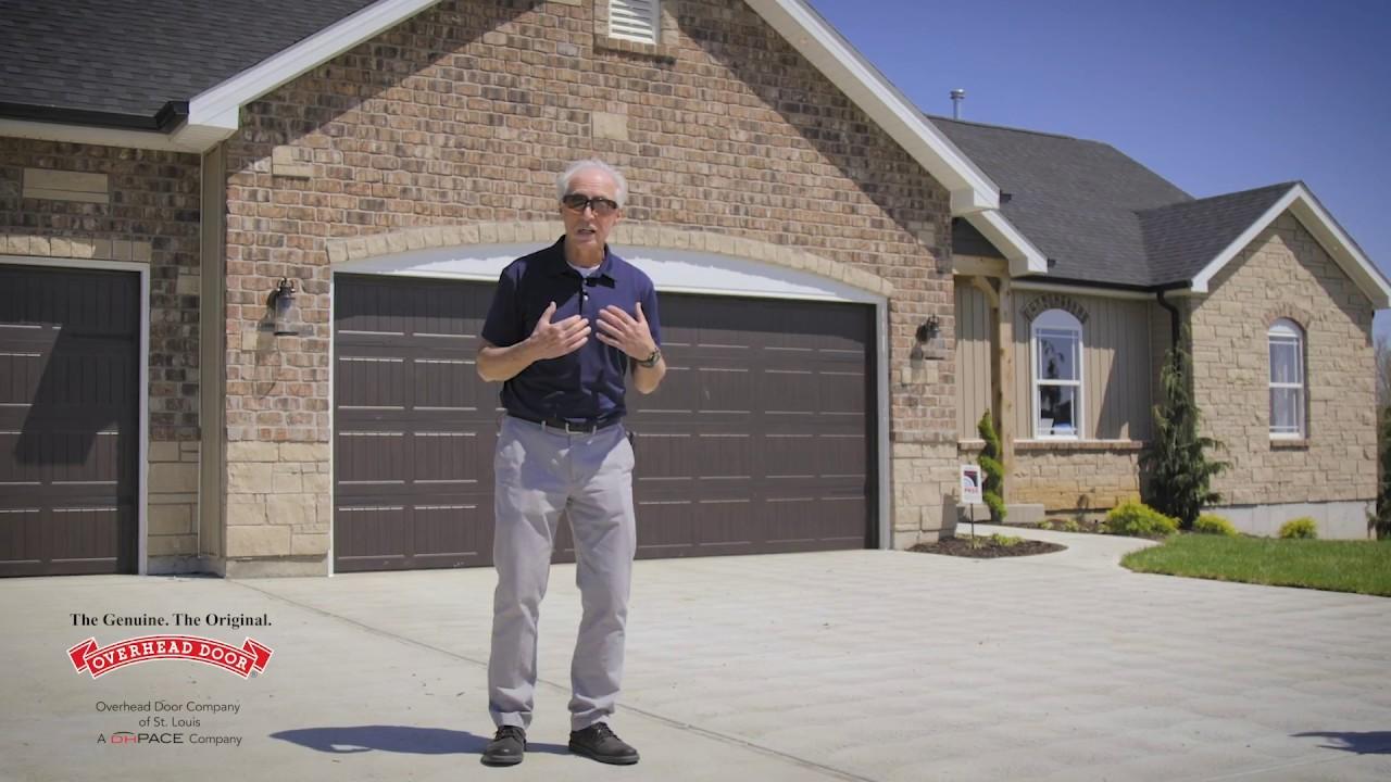 Use Your Phone To Open Your Garage Door From Overhead Door Of St. Louis