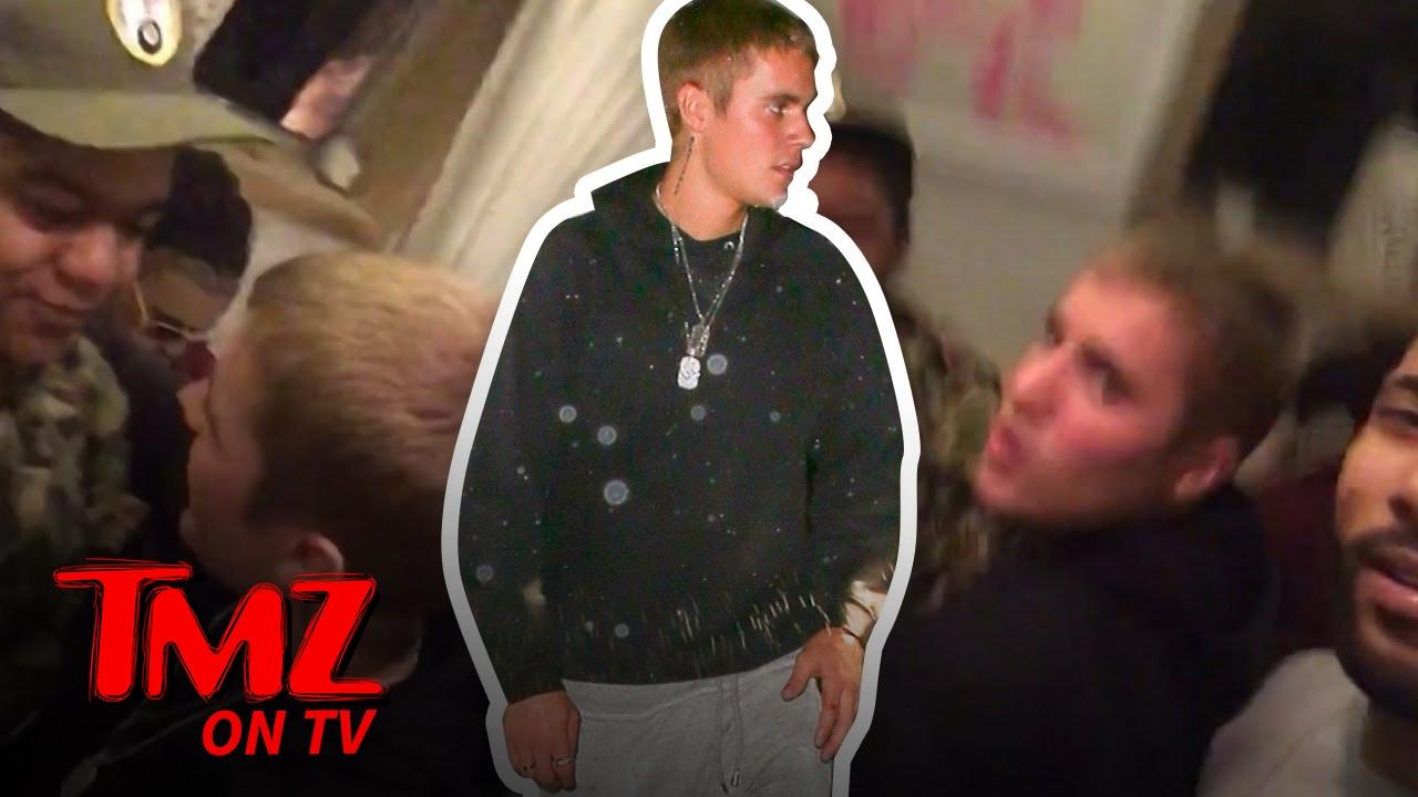 Justin Bieber golpeado un chico quizás | TMZ TV